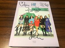 G IDLE[G-IDLE] - ALL MEMBER Autograph(Signed) PROMO ALBUM
