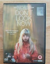 Ref 625 - Don't Look Now DVD - Horror Film