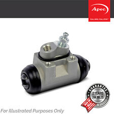 Fits Ford Fiesta MK6 1.25i 16V Genuine OE Quality Apec Rear Wheel Brake Cylinder