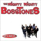 THE MIGHTY MIGHTY BOSSTONES - LET'S FACE IT CD 12 TRACKS ALTERNATIVE/POP NEW!
