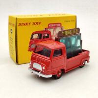 DeAgostini Dinky Toys 564 563 Miroitier Estafette Renault Pick Up Cabine Vitree