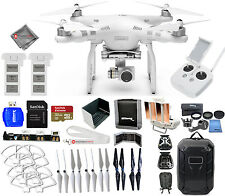 DJI Phantom 3 Advanced Drone with 2.7K Camera! 2 BATTERY EVERYTHING YOU NEED KIT