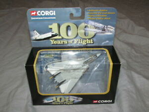 Corgi 100 Years Of Flight, F14 Tomcat VF84 USS Nimitz, CS900093