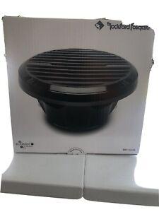 """New Rockford Fosgate RM110D4B Marine 10"""" Dual 4-Ohm Subwoofer Black 400Watts New"""