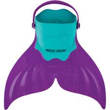 FINIS Kid's Mermaid Adjustable Recreational Monofin - Paradise Purple