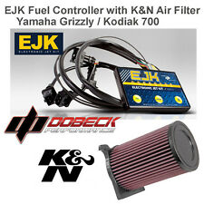 Yamaha Grizzly / Kodiak 700 EJK Fuel Controller & K&N Air Filter YA-7016 Tuner
