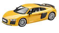 Original Audi Sport GmbH Audi R8 V10 Bausatz 1:24 Vegasgelb 3201600300 quattro