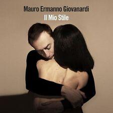 MAURO ERMANNO GIOVANARDI - IL MIO STILE - LP VINYL SIGILLATO 2015