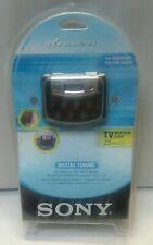 Sony SRF-M37V • Portable Weather & AM/FM Radio Walkman (SRF-M37V/BC)