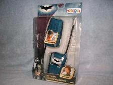 Batman Communicators The Dark Knight Walkie Talkies 49MHz DC Comics 2008 New HTF