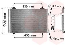 Kondensator, Klimaanlage für Klimaanlage VAN WEZEL 09005231