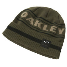 Oakley 2018 Men's Rockgarden Cuff Beanie Winter Hat Dark Slate