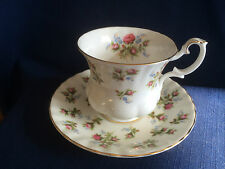 Royal Albert Winsome coffee cup & saucer (minor rim gilt wear)