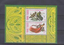 A97 INDONESIA 1982 BIRDS S/S MNH $12.90