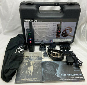 Garmin TRI-TRONICS Field 90 G3 EXP Collar Kit - Electronic Dog Training System