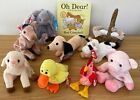 OH DEAR! STORY SACK - NEW BOOK - MOSTLY NEW TOYS - TEACHING RESOURCE - EYFS KS1