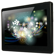 "9"" inch Tablet PC Google Android 4.4 Quad Core 8GB Dual Camera Cam WIFI Black"