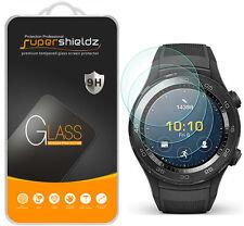 3X Supershieldz Huawei Watch 2 / Sport Tempered Glass Screen Protector Saver