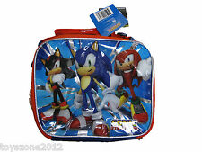 "B14SH21131 Sonic the HedgeHog Lunch Bag 8"" x 10"""