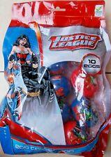 Justice League Eggs Surprise 10 pcs Pack Superman, Wonder Woman, Batman