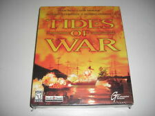 TIDES OF WAR Pc Cd Rom Original US BIG BOX - NEW & SEALED - Fast Secure Post