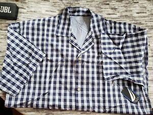 Nautica Sleepwear. Shirts. Blue. Retail $32.00