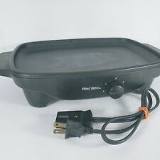 West Bend Slow Slo Cooker Base & Power Cord ~  Excellent Condition