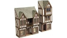 Metcalfe Kit - PN190 Low Relief Timber Framed Shop Fronts N Scale.