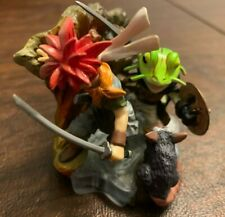 Formation Arts Super Nintendo Chrono Trigger Statue Figurine Chrono & Frog *NEW*