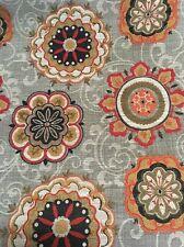 Fabricut Modern Suzani Upholstery Fabric- Chanterelle Grenadine 4.50 yd 2054501