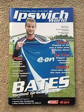 Ipswich Town v Norwich City - Coca~Cola Championship 2006/07 Programme