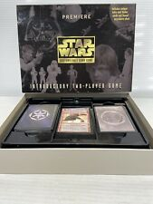 Star Wars Card Game Premiere 1995 Customizable Introductory by Decipher NO RULES