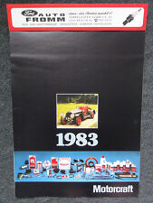 Oldtimer Bentley Cadillac Napier calendario Calendar calendario de pared 1983 nuevo póster