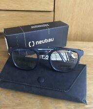 Silhouette Neubau Frames Adam T055/75 9010 50/22 Black Optical Eyeglasses New