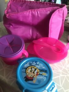 Children Lunchbag And Storage Boxes