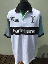 HARLEQUINS POLO SHIRT XXXL