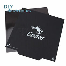 235*235mm Magnetic Heated Bed Paper Sticker For Ender-3 3D Printer Fitting US