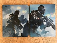 Call of duty Ghosts STEELBOOK G2 New No Game PS3