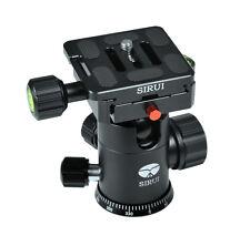 SIRUI Kugelkopf G-10KX mit Schnellkupplung (Arca-kompatibel)