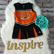 Adidas Oregon State Beavers Cheerleader Uniform Stretch Pullover Size 3T
