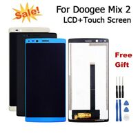 For Doogee Mix 2 LCD Display + Touch Digitizer Screen Assembly with Repair Tools