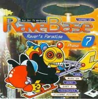 Rave Base 7 (1996) Rmb, Mark' Oh, Dune, Gary D., Faithless, ... [2 CD]