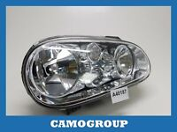 Front Headlight Right Front Right Headlight Depo For VW Golf 4 1998
