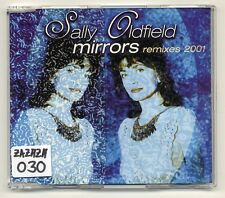 Sally Oldfield Maxi-CD Mirrors Remixes 2001 - 7-track CD - DST 70869-8