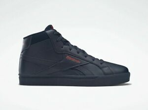 Authentic Exclusive Reebok Royal Completed3Mid ® ( Men Size UK 8 - 10 )Navy 2021