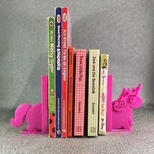 Unicorn Reggilibri - 3D-stampata regali per ragazze-Nursery-Camera da Letto per Bambini