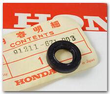 HONDA MB5 CR60R CR80R CR80RB CR85R CR85RB KICK STARTER SHAFT SEAL 15X25X6 OEM