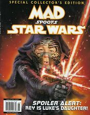 MAD Magazine Spoofs Star Wars    2019  Special Collectors addition