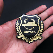 Carbon Fiber AC SCHNIZER Logo Car Trunk Fender Window Badge Emblem Decal Sticker