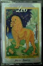 Leo:  Music Of The Zodiac (Cassette, 1994, Angel) NEW